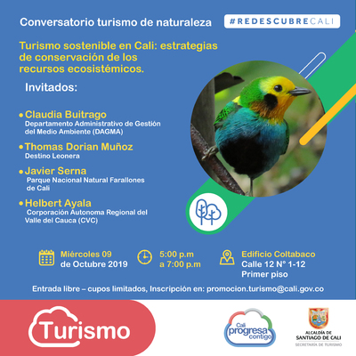 Conversatorio turismo de naturaleza