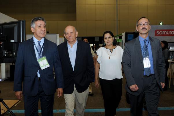 Alcalde Maurice Armitage inaugura Congreso Nacional de Hotelería 2017